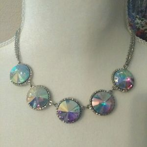 Jewelry - AB Crystal Necklace